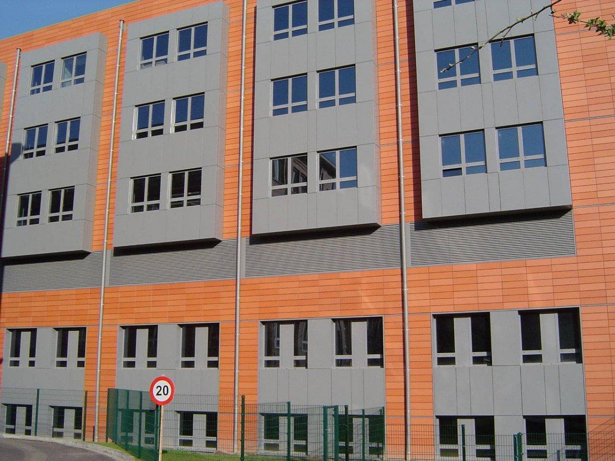 Réalisation Dinjart - Châssis Aluminium Sapa à Namur