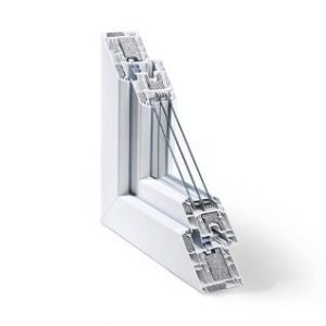 Menuiserie Dinjart - Profilé PVC Geneo