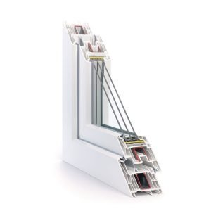 Menuiserie Dinjart - Profilé PVC Synego