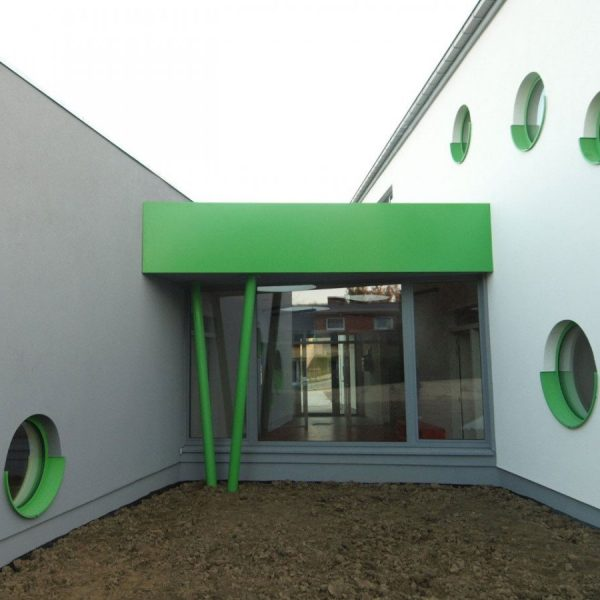 Dinjart - Vos menuiseries en aluminium fabriquées sur mesure