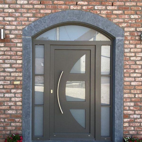 Dinjart - Portes d'entrée en PVC
